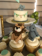 Cakes by Frosted Birthday Custom Animal Zoo Cake