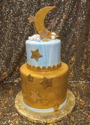 Sparkle Cake